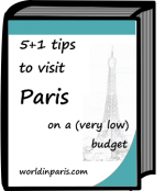 Paris on a (very low) budget, free download!